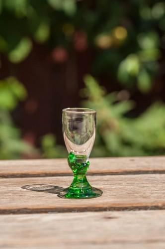 Snapse glas