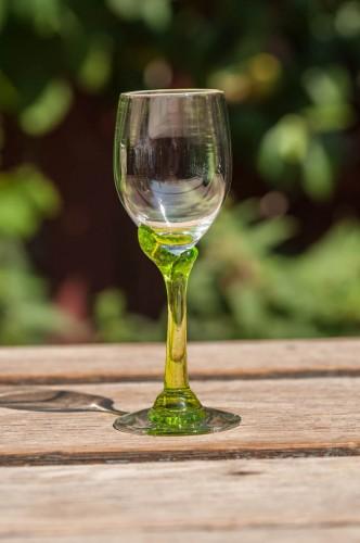 Portvin glas