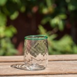 Medium vandglas m/optik